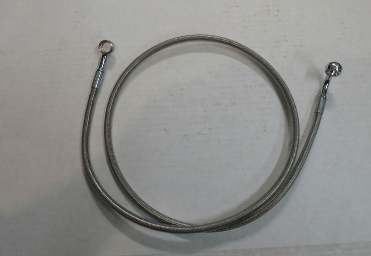 "SKI-DOO (All) XP Chassis Snowmobile Extended 6"" Brake Line"