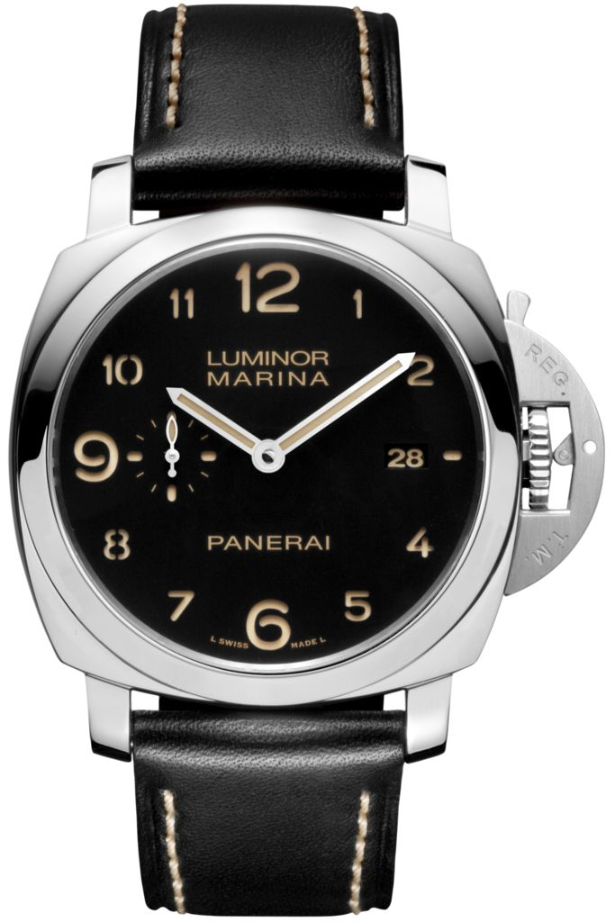 Luminor Marina 1950 3 Days Automatic Acciaio - 44mm PAM00359 - Collection Luminor 1950 - Officine Panerai Watches