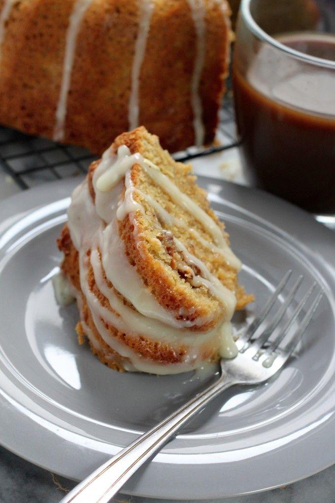 Meyer Lemon Coffee Cake | Baker by NatureBaker by Nature