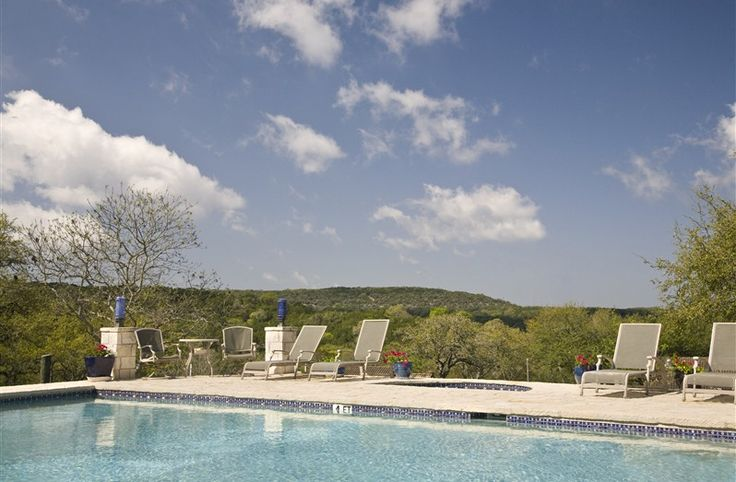 Blair House in Wimberley, Texas | B&B Rental