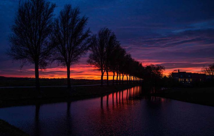 sunset Grootebroek