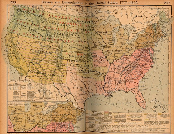 1777 US slavery