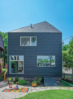 A Couple In Evanston, Illinois, Asked John Issa Of Perimeter Architects To  Add On