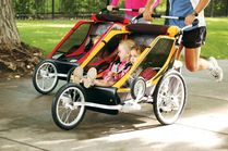 Why does all the great stuff have to be so damn expensive? Chariot Cougar 2 stroller/jogger/biketrailer/ski trailer