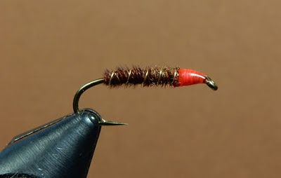 Flytying: New and Old: Matchstick Buzzer