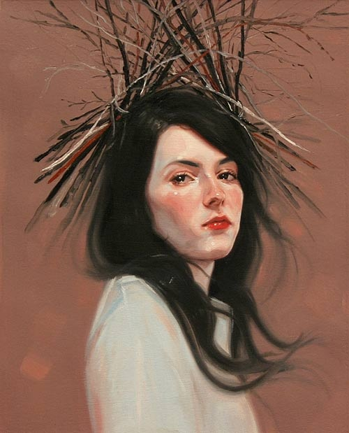 Painting: Kris Knight » meaning-full