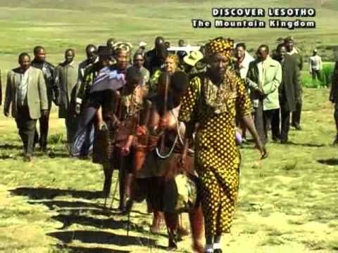 introductory video to the #Disover_Lesotho channel