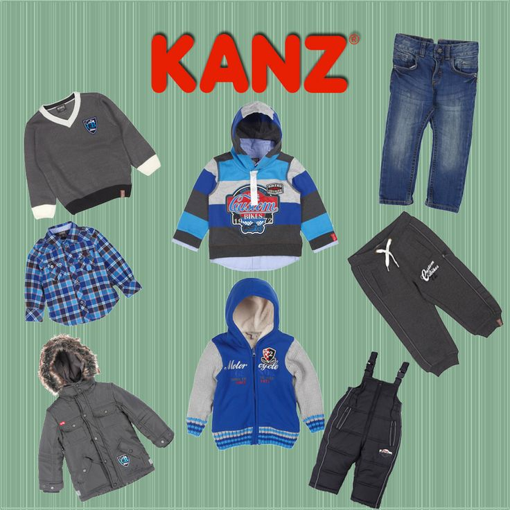 Kanz 'Custom Bikes'  temalı sweatler, pantolonlar, montlar ekose desenleriyle sizleri çok havalı gösterecek :)