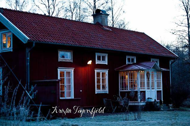 In my paradise | Kristin Fägerskjöld | beautiful Swedish home