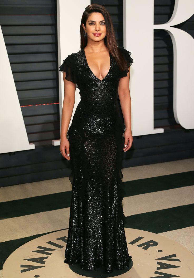Inside the Hottest Parties of Oscar Night - Priyanka Chopra from InStyle.com