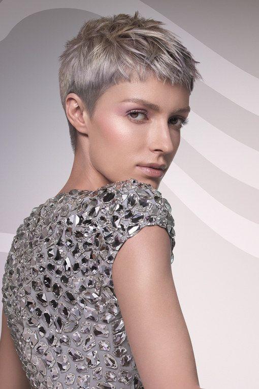 Freche Kurzhaarfrisuren Damen 2015 Modische Frisuren Für Sie Foto Blog