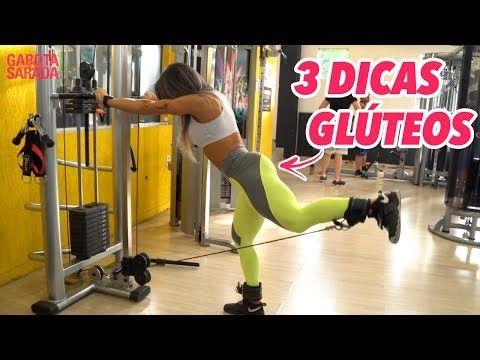 3 Dicas Treino De Gluteos Garota Sarada Youtube Vaatteet