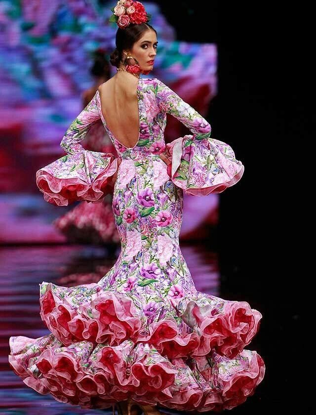 Simof 2017: el desfile de Carmen Vega, en fotos