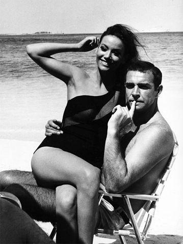 Bond...............James Bond
