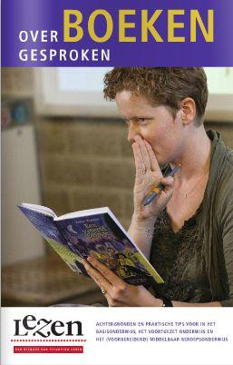 Deze publicatie laat aan de hand van tal van voorbeelden zien hoe een gesprek over boeken en lezen op gang gebracht kan worden en vorm kan krijgen.