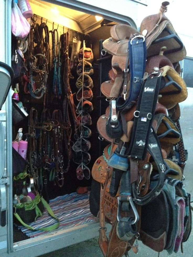 Support Boots and Polo wraps can be a pain to store. Keep them in a rack on the wall and they get dusty. Love this idea -- storage problem SOLVED! Simple shoe organizer from Walmart or TJ Maxx. Buying one this weekend.