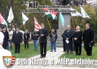 """Deli Károly MIÉP Országos Alelnök blog oldala: """"A RENDSZERVÁLTÁS ELKÉPESZTŐ KUDARCA(!):"""