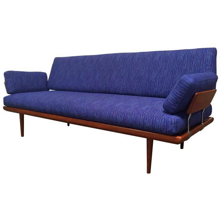 Iconic Mid Century Sofa Designed By The Esteemed Peter Hvidt And Orla  Mølgaard Nielsenaround In