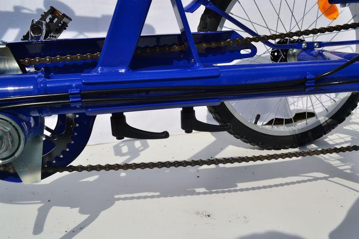 Mocownie siodełka rower trójkołowy