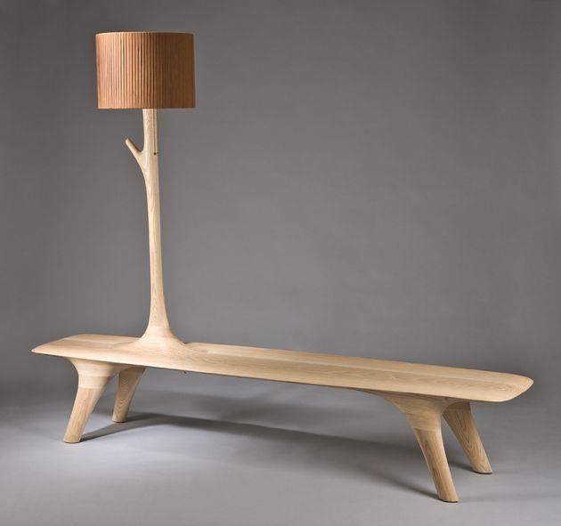 Uncommon Indoor Benches: 25 Exclusive Wooden Styles