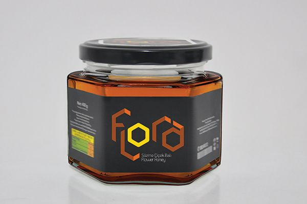 Flora Honey (Concept) on Packaging of the World - Creative Package Design Gallery
