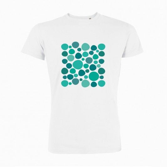 Green Dots  art | fashion | clothing | inspiration | contemporary | trendy | ideas | gifts | tee