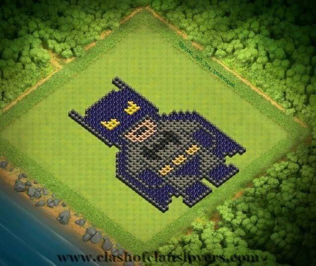 Top Best Ever Funny Clash of Clans Bases! #cocbases #cocbaseslayouts #cocfunnybases #coclovers #clashofclanslovers.com