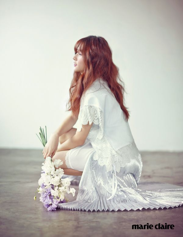 2015.03, Marie Claire, Kim Sae Ron