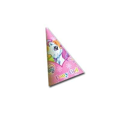 My Little Pony Cone Hats (8/pkg)