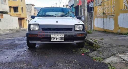 Suzuki Forsa 1 1989 Quito Autos Usados Autos Compras