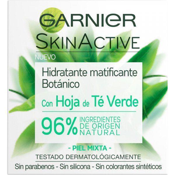 Crema Hidratante Matificante De Té Verde Para Pieles Mixtas Garnier Crema Hidratante Piel Mixta Hidratante Crema Hidratante