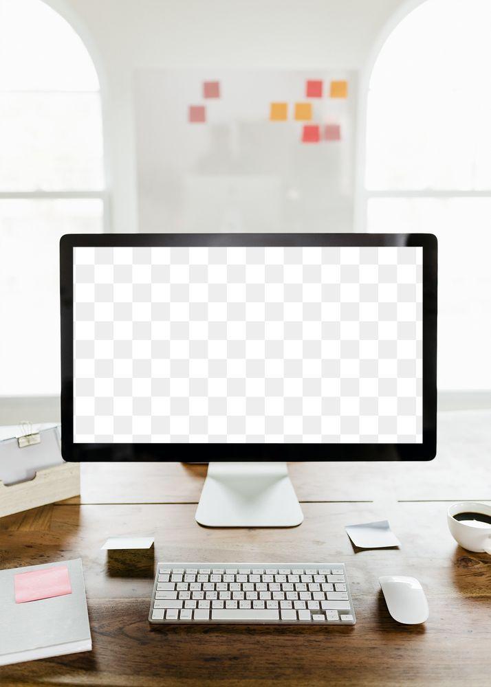 Desktop Computer Screen Transparent Png Free Image By Rawpixel Com Mckinsey In 2021 Best Desktop Computers Cool Desktop Computer Setup