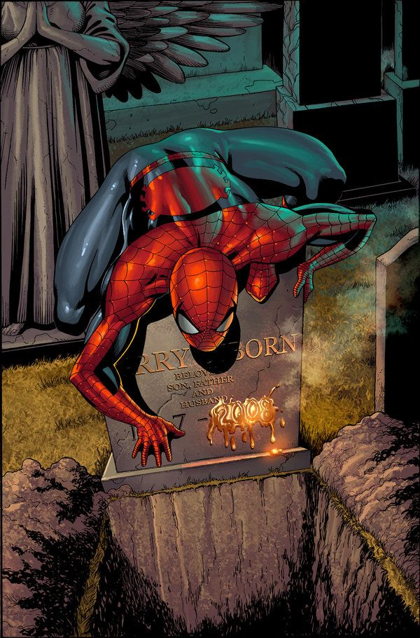 Amazing Spiderman 581 by ~Summerset on deviantART