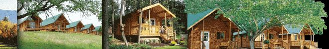 What Makes a Conestoga Log Cabin Kit and Home unique?  	We've sold 3,000 log cabin kits and we specialize in log homes under 2,500 square feet  	Over 300 resorts and campgrounds feature our camping log kits and commercial buildings, which include bunkhouses, bath houses, log stores and even log offices.  	Our low maintenance logs have much less warping, twisting, shrinkage and checking when compared to all other log homes...    http://www.conestogalogcabins.com/