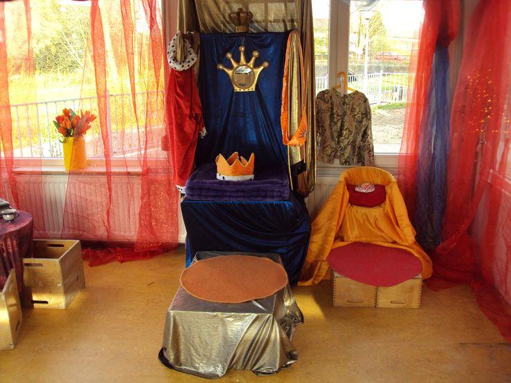 Thema koningsdag 2015 op de Prins Clausschool.