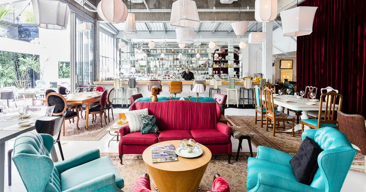 Furniture brand @togofficial has opened its first global flagship store in São Paulo, Brazil.