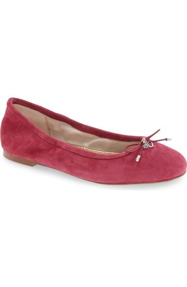 Love these flats, trunk club stylist I love the dusty pink!