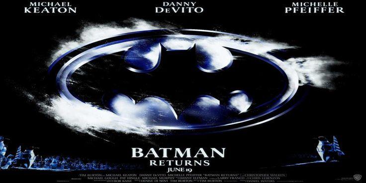 Batman le défi – un film de Tim Burton – Critique