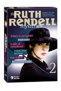 Ruth Rendell Mysteries Poster/netflix