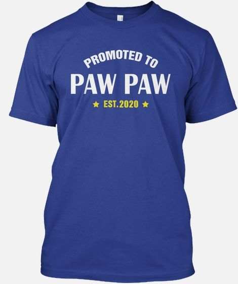 Mom Birthday Gift Ideas 2020 Gift for new Paw Paw 2020 Announcement | Life is too short not to