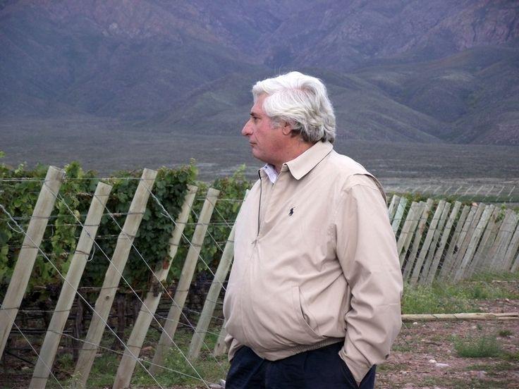 El ingeniero Carlos Tizio