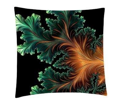 Digital Peacock Printed Cushion Cover & Cushion Fillers