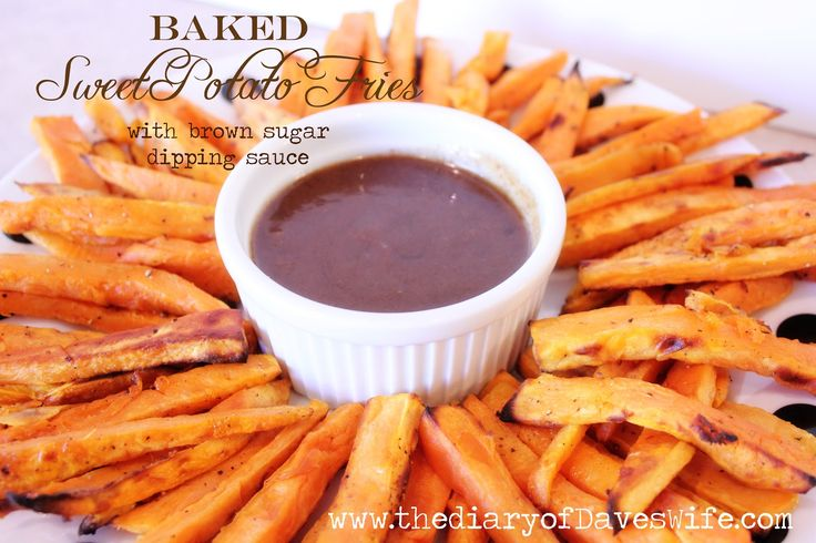 Oven Baked Sweet Potato Fries with Rosemary and Garlic