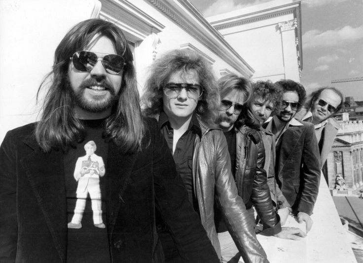 BOB SEGER and Silver Bullet Band