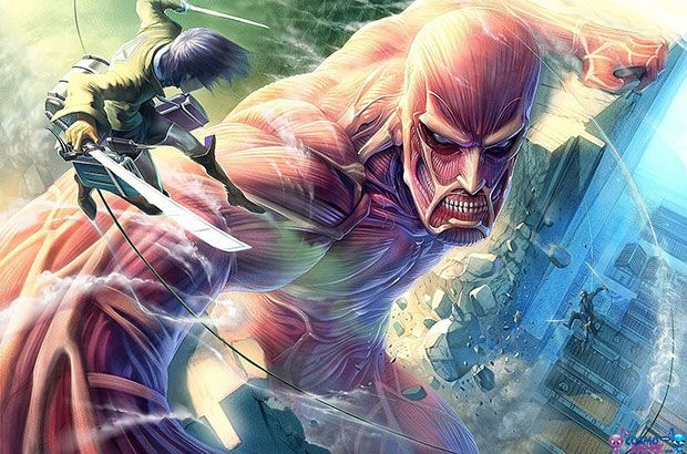 Attack on Titan OLD02 #background #anime: free high resolution #wallpaper