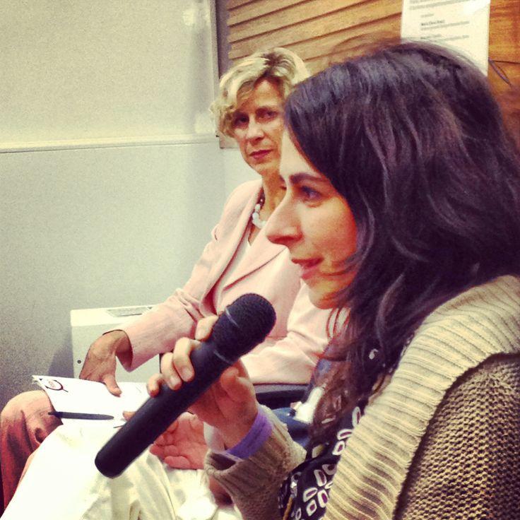 Maria Elena Rossi, dir. Sviluppo Piemonte Turismo e Alessandra Giovanile aka Ricette di cultura, www.ricettedicultura.com