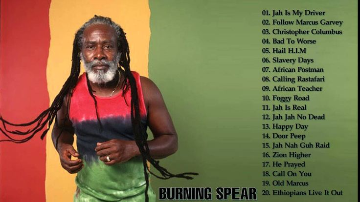 Best Songs Of Burning Spear [Full Album HD] || Burning Spear's Greatest ...