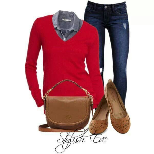9 best images about outfit on Pinterest | Cobalt blue I love and Grey sweater