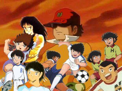 Captain Tsubasa ( Super Campeones )