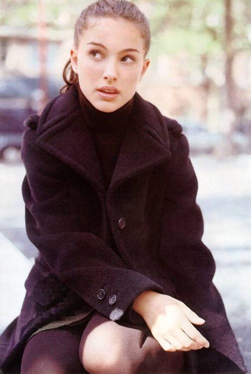 Natalie Portman so cute